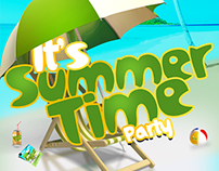 It's Summer Time Party [Coming Soon]