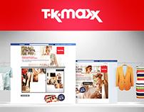 TK Maxx Facebook Applications