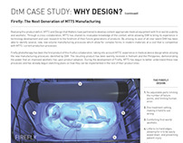 DtM Case Study: WHY DESIGN?