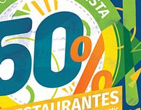 Credomatic Restaurantes 2014
