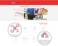 GateSecure web & app design
