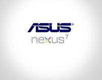 ASUS Google Nexus 7 online product launch