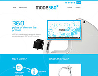 Mode360 website and ModeView SaaS app