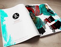 Jakoody Magazine Design