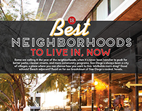 Best Neighborhoods To Live In, Now