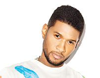 Usher: NYLON guys magazine