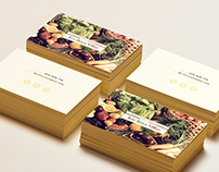 Nutritionist cards