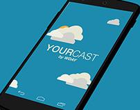 Yourcast Weather App