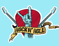 Rock n' Roll Tribes – Playing Cards