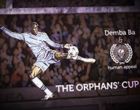 Human Appeal Demba Ba TVC