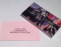 Business Cards by Daniel Mejía