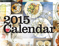 Second Helpings Calendar