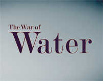 The War of Water