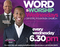Word and Worship Wednesdays
