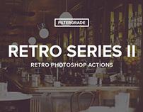Retro Series II Photoshop Actions