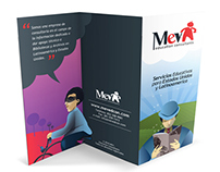 MEV Brochure Design