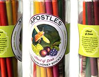 Apostles Artisan Honey Sticks