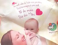 Portal de Gravatá - Cartão presente dia das mães