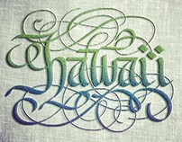 Hawai'i Script