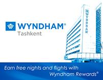 Wyndham Rewards - Tashkent