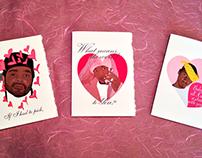 Dipset Greeting Cards