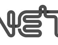Netline logo & identity