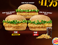 Burger King Chicken Fillet