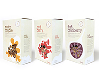 Packaging Design for Muesli