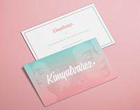 Kimy Alvarez | Branding