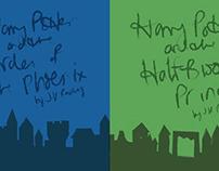 Harry Potter - Cover Set
