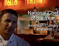 Chef Steve Jayson - Universal Orlando Resort (video)