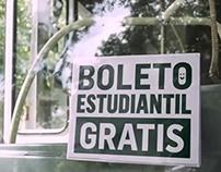 Boleto Gratuito // MTOP