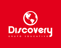 DISCOVERY // branding