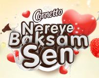 Cornetto Nereye Baksam Sen