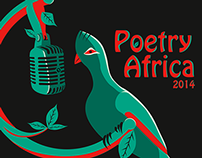 Poetry Africa 2014 Poster