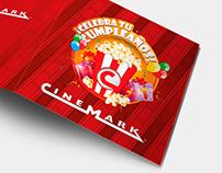 CINEMARK // publicidad