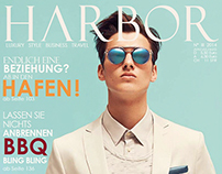 COVER - HARBOR magazine