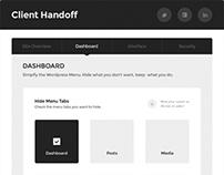 WP Client Handoff Plugin