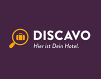 Discavo - hotel search platform