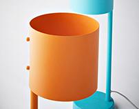 Selene Table Lamp for COLOURS