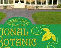 Botanic Gardens Postcard Set