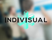 Indivisual Exhibition Identity