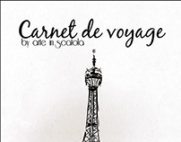 Carnet de voyage by ARTE IN SCATOLA
