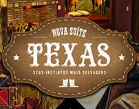 Suíte Texas - Palácio Motel