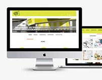 Gráfica Entre Telas Web Page