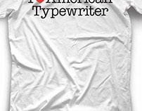 Type Matters! t-shirt