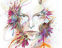 Summon - New work from Carne Griffiths