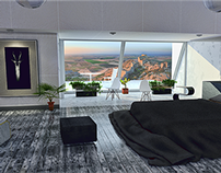Home Pavilion room and Mountain view