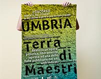 """Contest """"Umbria Terra di Maestri"""" / 2014"""