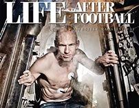 ARJEN ROBBEN | LIFE AFTER FOOTBALL magazine